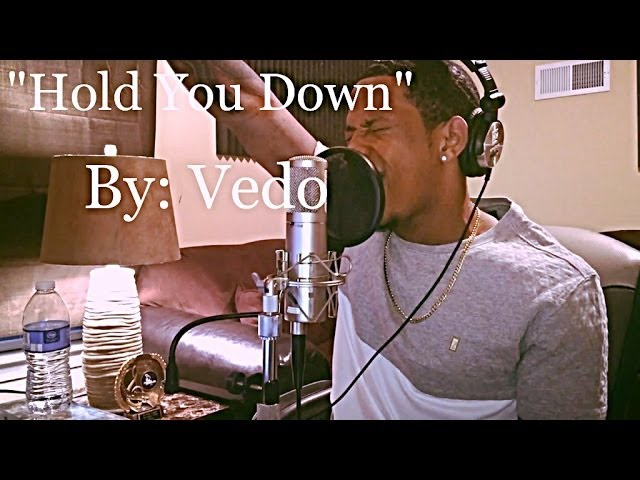 """DJ Khaled - Hold You Down ft. Chris Brown, August Alsina, Future, Jeremih """"Cover"""" By @VedoTheSinger"""