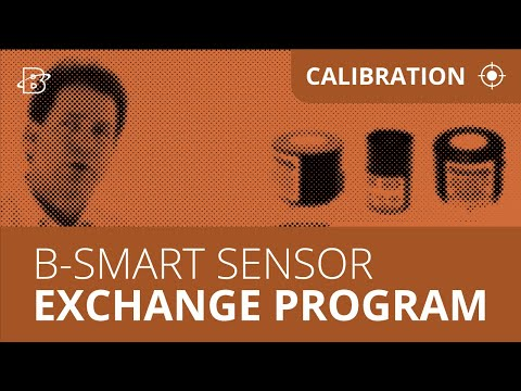 Bacharach's B-Smart Sensor Exchange Program