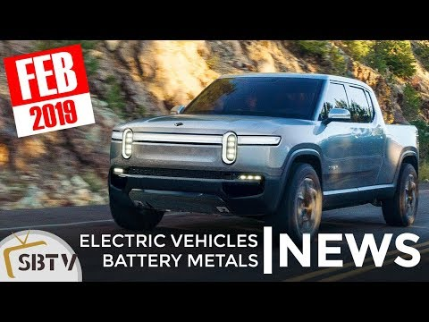 Amazon Invests In Rivian, US Losing Battery Arms Race | Electric Vehicle & Battery Metals