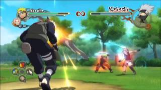 Naruto Ultimate Ninja Storm 1 ~Original Training Field Music Extended