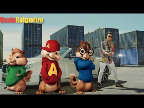 "L'algerino - Va Bene (Extrait De La BOF De ""Taxi 5"")(THE CHIPMUNKS)"