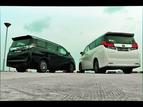 Toyota Alphard Vellfire Review Clutched Se4Ep4
