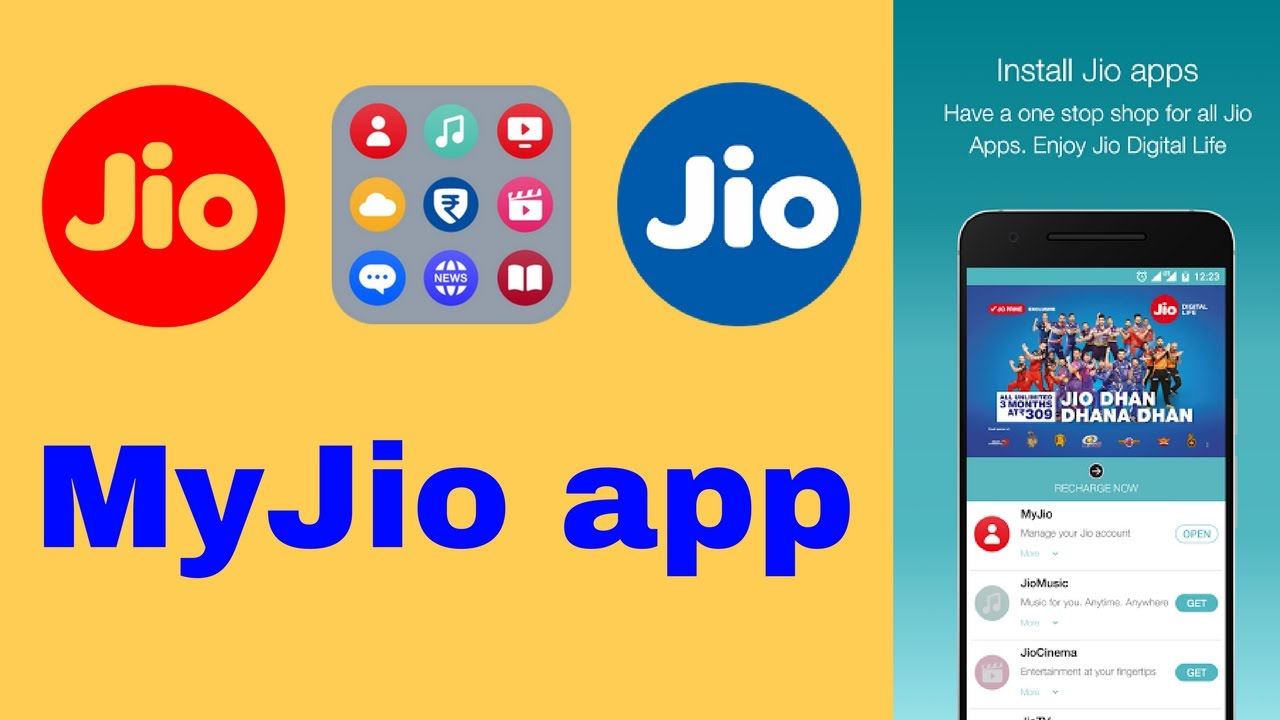 How To Activate My Jio Account - MyJio App - Manage Jio Account & Services  Online