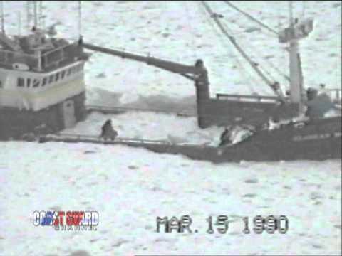 Perfect Storm Rescues: The ALASKAN MONARCH