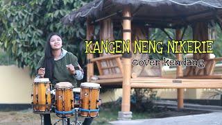 Download lagu KANGEN NENG NIKERI - COVER KENDANG MP3
