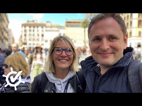 Unterwegs mit der Deutschen Römerin - AIDAnova - Mediterrane Schätze - Vlog #3 ⚓