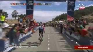 Vuelta 20a tappa Highlights