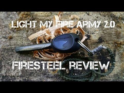 Light My Fire Army 2.0 Firesteel