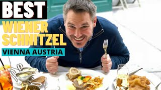 24 Hours In Vienna Austria (#1 BEST Wiener Schnitzel) | Vienna Food Tour