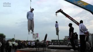 Repeat youtube video Irã é vice-líder no ranking mundial de execuções