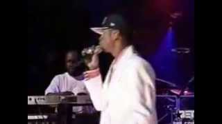 Usher Burn Live at BET Blueprint 2004