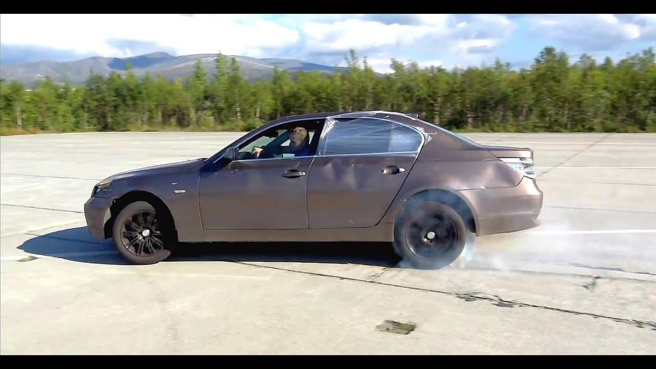 Донор BMW поехал своим ходом. Решала 7.