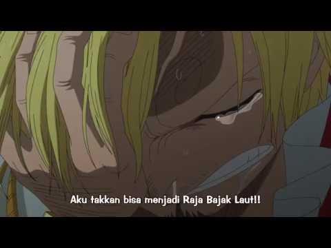 Lagu sedih One Piece episode 808