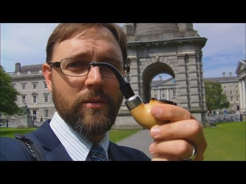 Dublin, Ireland: A Whirlwind Tour of Peterson's & Other Places