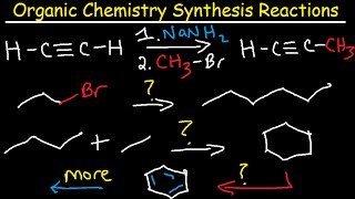 questions on retrosynthesis