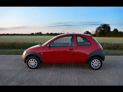2003 ford ka 20k low miles video review youtube. Black Bedroom Furniture Sets. Home Design Ideas