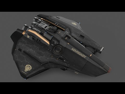 Star Citizen News | Discount Packages, Mercury Skin & Alpha 3.3 Performance