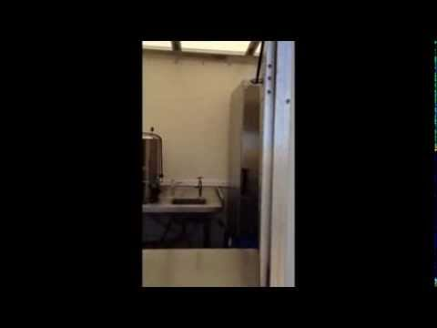 20 ft Mobile Kitchen, Catering Trailer hire video 1