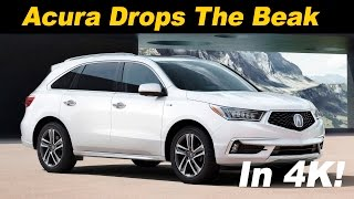 2017 Acura MDX Review and Road Test - DETAILED in 4K UHD!