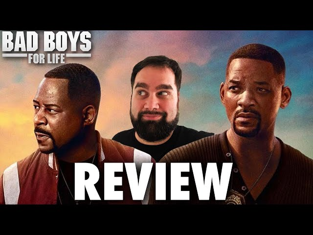 Bad Boys For Life - Review - Its A Blast!