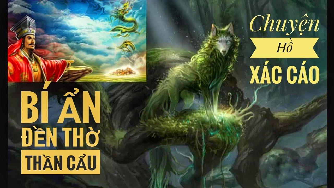 """(Bí Ẩn) Đền Thờ """"Cẩu Nhi""""  - có từ thời Vua Lý Thái Tổ/ Đền Cẩu Nhi/ NhamTuatTV - Dog in Vietnam"""