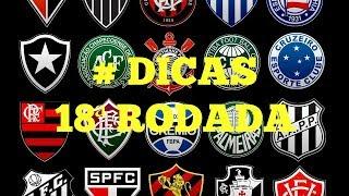 DICAS CARTOLA FC 2017 #18 Rodada DICAS