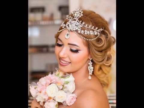 Arabic Bridal Make-Up