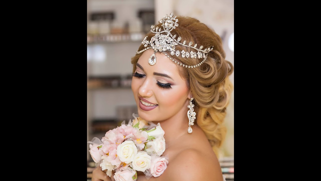 arabic bridal make-up - youtube