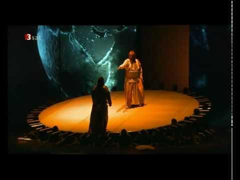 Walküre 11/12 - R. Wagner - Akt 3 Wotans Abschied Valencia 2008