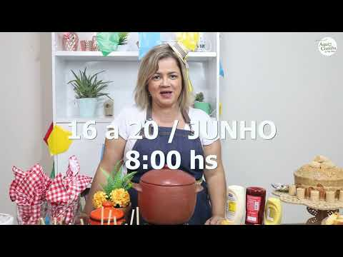 Convite: SÉRIE JUNINA - 5 dias com vídeo todos os dias
