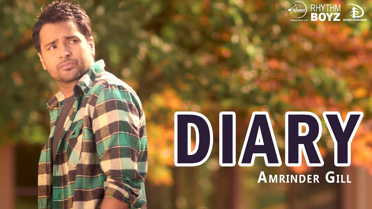 Download Diary | Judaa 2 | Amrinder Gill | Full Music Video 2015