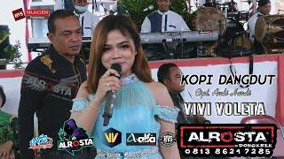 Kopi Dangdut (Semongko) - Om. ALROSTA MUSIC (DONGKREK) Live Mojo Wetan Sragen