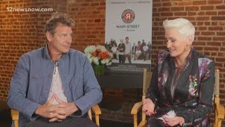 Ty Pennington features small businesses in new show on Hulu