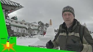 Гора Качканар.  Буддийский монастырь #Шад Тчуп Линг.