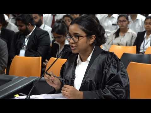 SICTA 2018 - Symbiosis Law School, Pune
