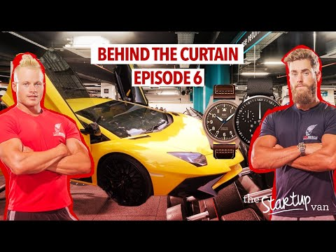 Behind the Curtain - Episode Six - Tom and James Exton from LDNM