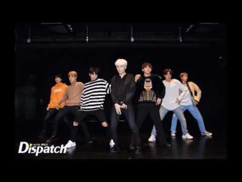 180131 BTS - Best Of Me (dance Practice)