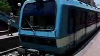 Maadi metro stop