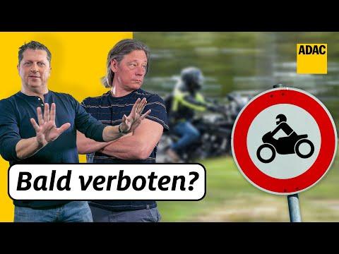 Motorrad-Fahrverbote in Tirol und bald Deutschland? Das müsst Ihr beachten! | ADAC | Recht? Logisch!