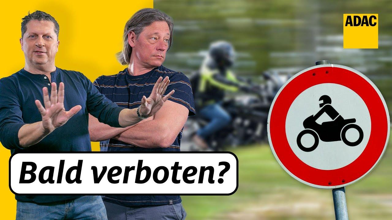 Fahrverbot Motorrad Deutschland