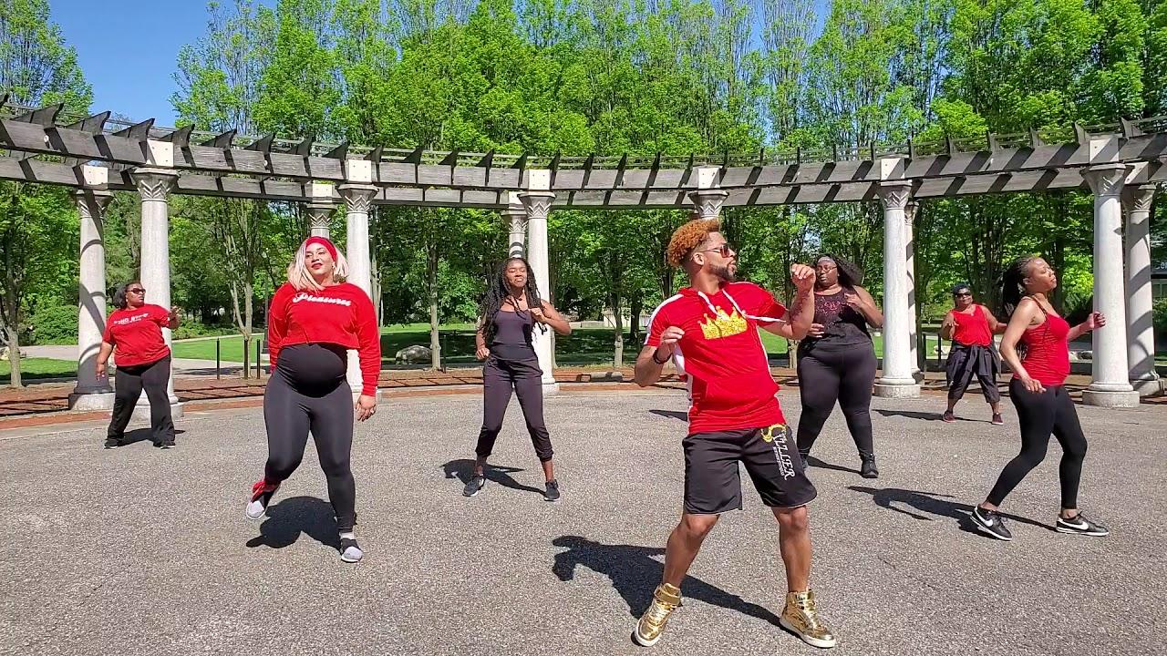 Beyoncé Before Let Go Dance Challenge