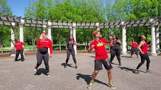 Beyoncé Before I Let Go Dance Challenge (Homecoming Live) Line Dance