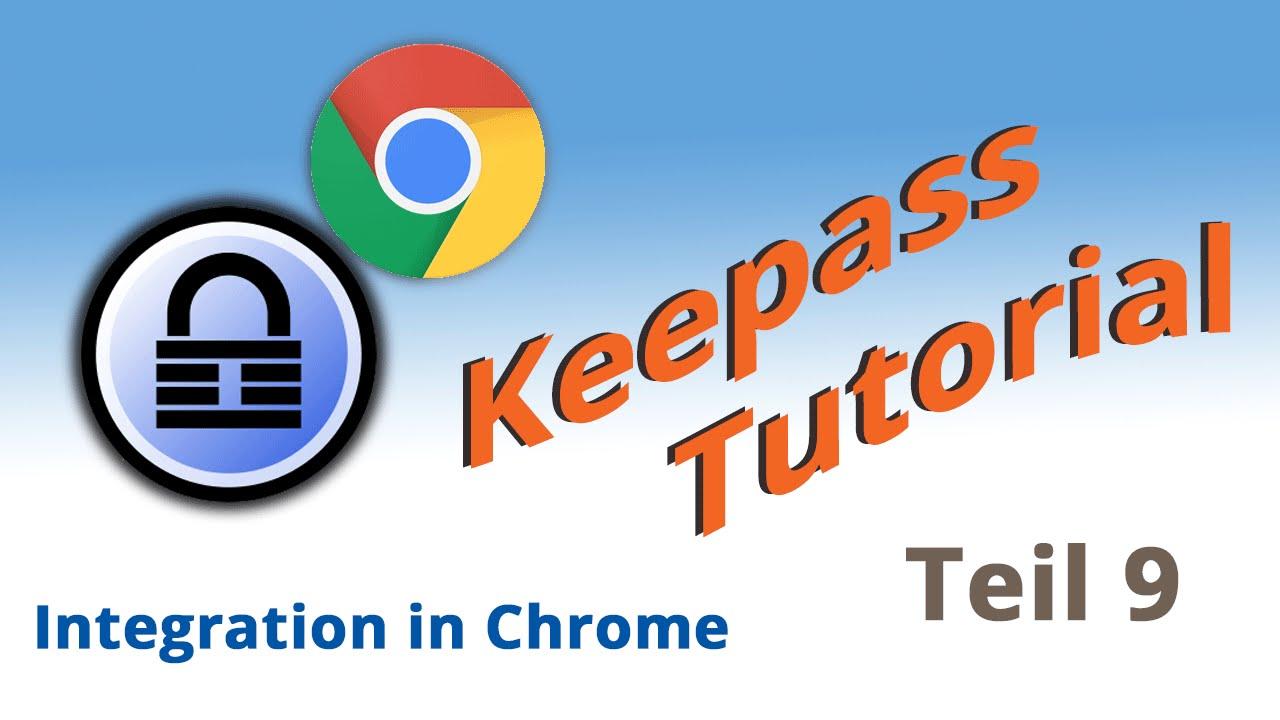 Chrome Keepass
