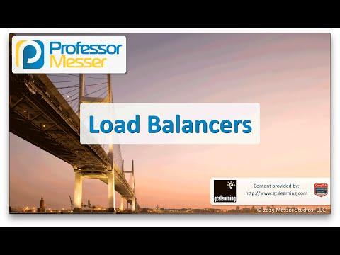 Descargar Video Load Balancers - CompTIA Network+ N10-006 - 1.1