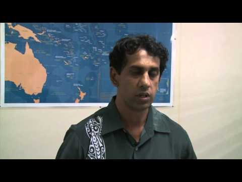 Secretariat of the Pacific Community's response to cyclone Pam - Vanuatu