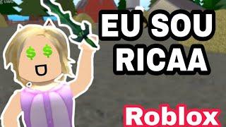 Roblox - Virei Rica No Murder Z - Mily Games 🌹