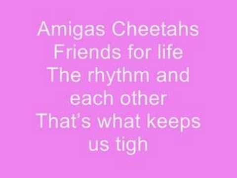 The cheetah girls amigas