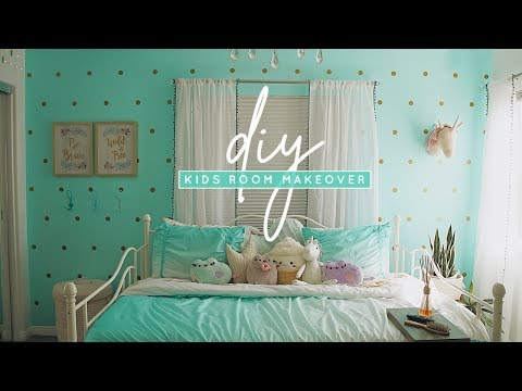 DIY Kids Room Makeover | She Designs, I DIY!