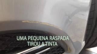COMO ARRUMAR RAPIDINHO ARRANHÃO NO PARA CHOQUE