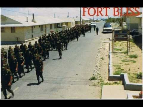 Fort Bliss , Texas - U. S. Army Basic Training and AIT 1985